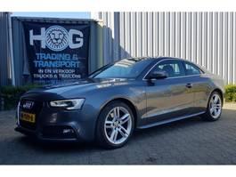 voiture coupé Audi A5 COUPE A5 COUPE 2.0TFSI 211PK QUATTRO S-LINE !! 2012