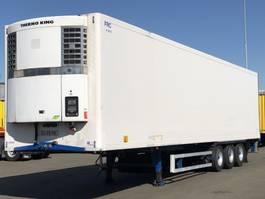 refrigerated semi trailer Sor THERMO KING SPECTRUM / BPW-ASSEN 2007