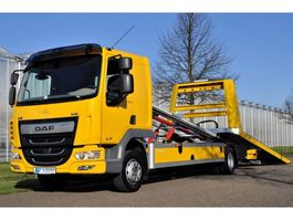 tow-recovery truck DAF LF 210 4x2 BL EURO: 6D *NEW* Takelwagen - Depannage - Towtruck - Abschle... 2020