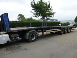 flatbed semi trailer Lag 3B0073 2005