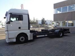 chassis cab truck MAN TGX 18.440 - Standklima - INTARDER - LBW - 2010