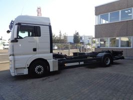 Fahrgestell LKW MAN TGX 18.440 - Standklima - INTARDER - 2010