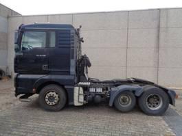 tracteur poids lourd MAN TGA  480  - Hydraulik - Verstellsattelkupplung