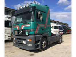 cab over engine Mercedes Benz Actros 1848 TOP UNIT 1999