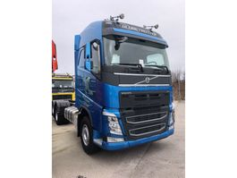 Fahrgestell LKW Volvo FH480, 6x2, Manual gearbox, Full steel, 2018 2017