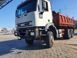 other trucks Iveco 260E34.37 eurotrakker.Manual 6x6.In Top conditio