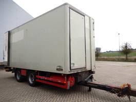 closed box trailer Tracon Uden 2 As Wipkar Gesloten, WG-ND-77 2002