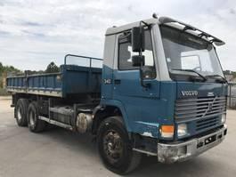 tipper truck > 7.5 t Volvo FL12 340 6x4 **BENNE-TIPPER** 1996