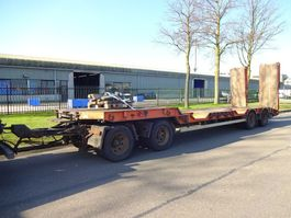 lowloader trailer ATM 4 AXLE LOWLOADER - TUV 05/2020 HOLLAND TRAILER 1998