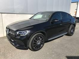 coupé car Mercedes Benz GLC 200d coupe*schuifdak*verwarmde zetels* AMG line exterieur interieur*... 2019