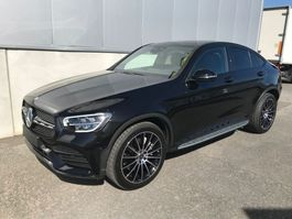 voiture coupé Mercedes Benz GLC 200d coupe*schuifdak*verwarmde zetels* AMG line exterieur interieur*... 2019