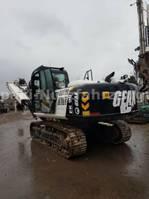 paving machine JCB GEAX EK90 CF 2015