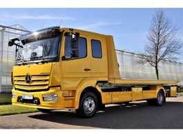 tow-recovery truck Mercedes Benz Atego 1224 BL EURO: 6 * NEW * Takelwagen - Depannage - Bergingsvoertuig ... 2020
