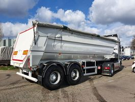 tipper semi trailer Kaiser S3302G37 2000