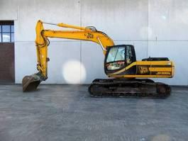 crawler excavator JCB JS 200 LC 2001