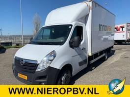 closed box lcv < 7.5 t Opel MOVANO bakwagen laadklep airco navi 2014