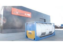 tank container Van Hool 25.000L TC, 2 comp.(12.500L/12.500L), UN PORTABLE, T11, valid 5y insp. 0... 1995
