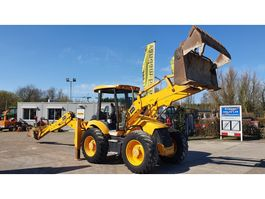 backhoe loader JCB 4CX 2006