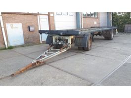 flatbed full trailer Floor floor ahw. open 1989