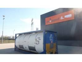tank container Van Hool 25.000L TC, 2 comp.(12.500L/12.500L), UN PORTABLE, T11, valid 5y insp. 0... 1996