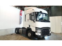 cab over engine Renault T 460 VOITH DIRECT MANUFACTURER 2015