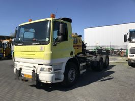 chassis cab truck DAF 75 - 260 2005