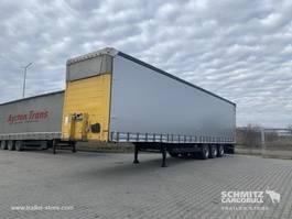 sliding curtain semi trailer Schmitz Cargobull Schuifzeil Varios Zijdeur beide zijden 2014