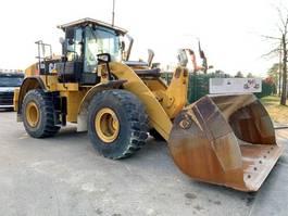 wheel loader Caterpillar 950K - 4x4 - WEEGSYSTEEM - SNELWISSEL VERACHTERT - CENTRALE SMERING - CA... 2013