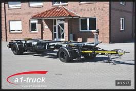 swap body trailer Sommer AW 16T, Maxi, Jumbo, VERZINKT + zwilling 2004