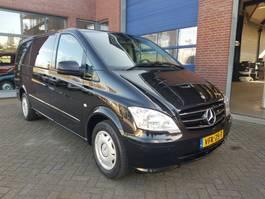 véhicule utilitaire léger fermé Mercedes Benz Vito 122 CDI V6  dubbel cabine.autom. 2014