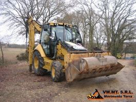 terna Caterpillar 432 E 2008