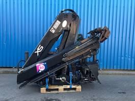Grúa pieza de camión Hiab Hiab 144BS-2 Hiduo Crane + Rotator 2006