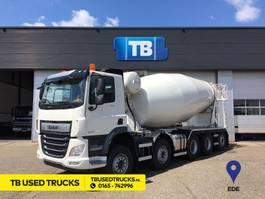 concrete mixer truck DAF CF 450 FAD DC 10X4 Betonmixer NEW!!! 2020