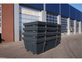 open top shipping container Container 5m3 Nieuw 2020