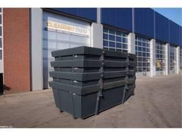 conteneur d'expédition à toit ouvert Container 5m3 Nieuw 2020