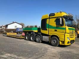 tracteur poids lourd Mercedes Benz Actros 4163 8x4 Eur6 Schwerlast 150 Ton Retarder
