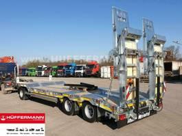 lowloader trailer Müller-Mitteltal 3-achs Tieflader // T3 Profi 30,0 // hydr. Rampe 2020