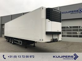 refrigerated semi trailer System Trailer Trailer 3-Assige Koeltrailer / Stuuras / Laadlift / Carrier 2010