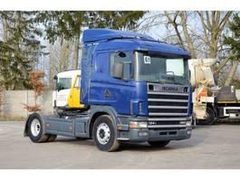 cab over engine Scania 124L 420 1999 Retarder 1999