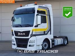 ciągnik siodłowy mega pojemny MAN TGX 18.440 4X2 XXL Mega Intarder ACC Standklima 2x Tanks Euro 6 2015