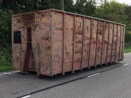 другие контейнеры - Container 40m3 container bak containerbak 40 kuub