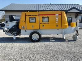 pompa wodna maszyna WATERPOMP PUTZMEISTER BSA 1408E 2011