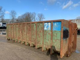 другие контейнеры Universal Containerbakken 20m³