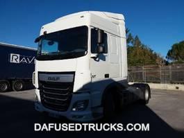 cab over engine DAF FT XF510 2017