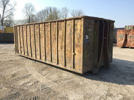 другие контейнеры Universal Containerbak 38m³