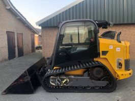 skid steer crawler loader Volvo MCT 145C 2014