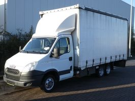 Light duty semi-trailer Veldhuizen P 37-4 2014