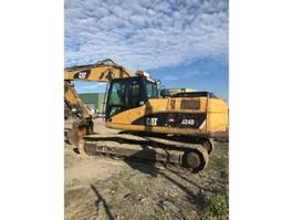 crawler excavator Caterpillar 324 D L 2007