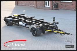 swap body trailer Sommer AW 18T, Maxi, Jumbo, VERZINKT + zwilling, HU 07/2020 2001