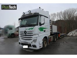 cab over engine Mercedes Benz Actros 2558 2014